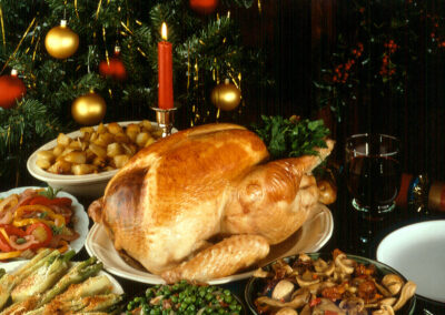 Scottish Christmas Turkey