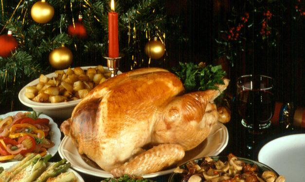 Scottish Christmas Turkey