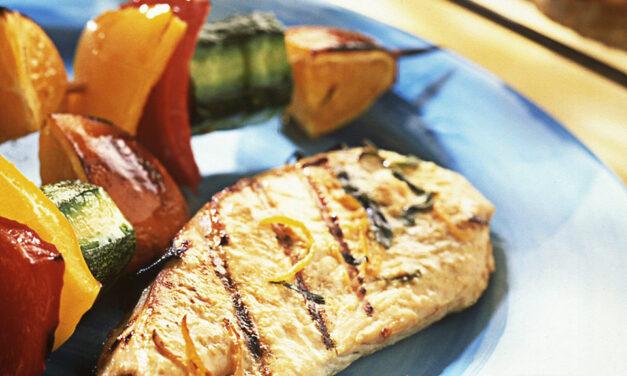Tarragon British Turkey Steaks