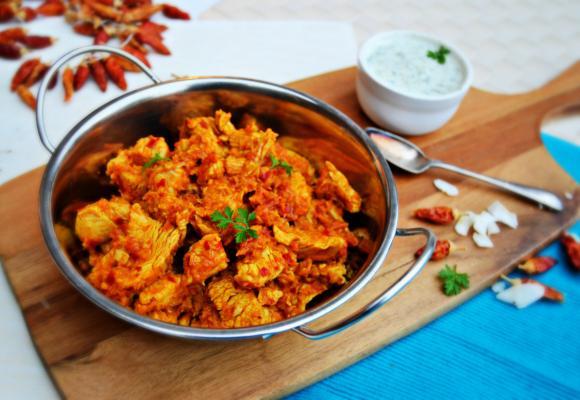 Turkey & Coconut Curry