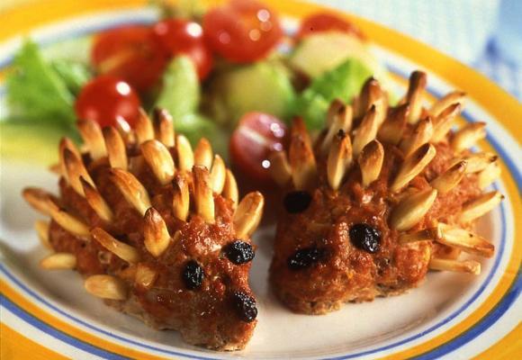 British Turkey Hedgehogs