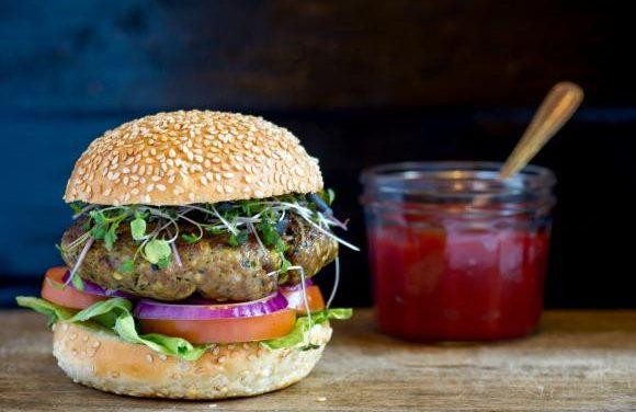 Bombay Turkey Burger