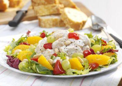 Turkey & Peppadew Pepper Salad