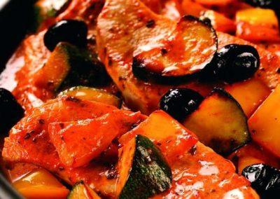 Red Pesto Turkey